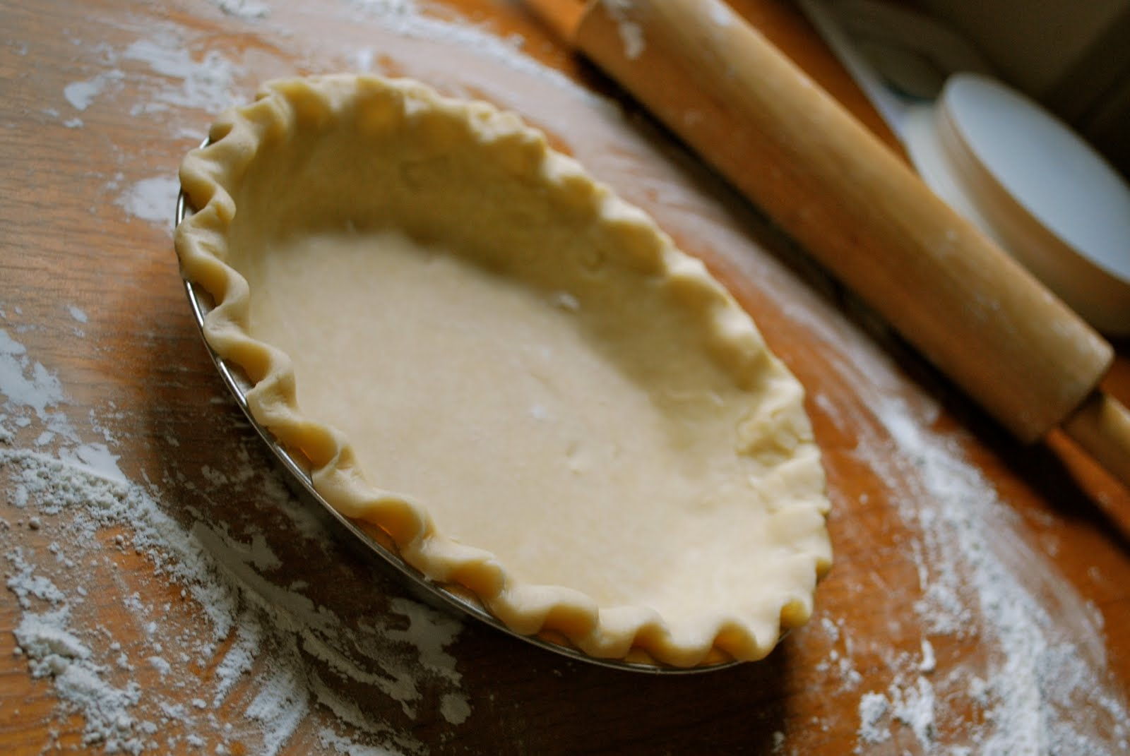 Perfect Pie Crust Recipes — Dishmaps